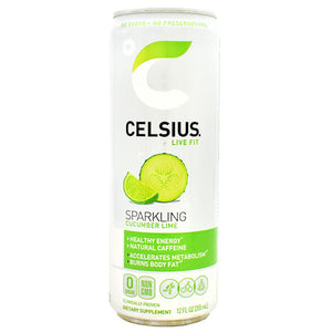 Celsius, 12 - 12 fl oz. cans