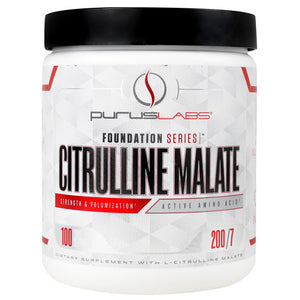 Citrulline Malate, Unflavored, 100 Servings