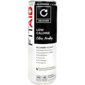 Fitaid, Citrus Medley, 12 (12 fl oz (355mL)) cans