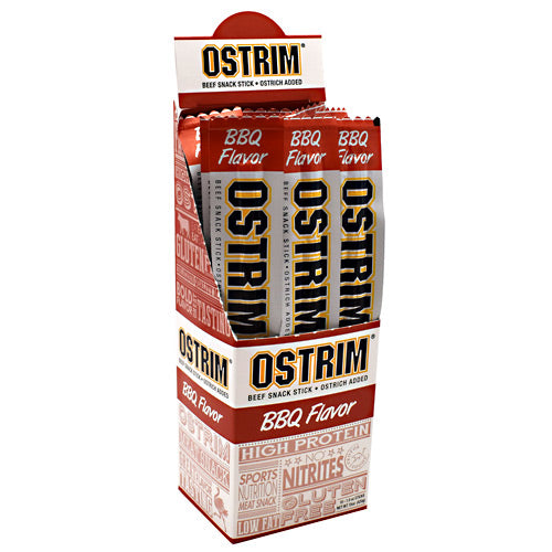 Beef & Ostrich Snack, 10ea - 1.5 oz sticks