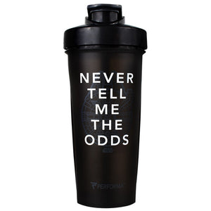 Shaker Cup, Never Tell Me The Odds, 28 oz.