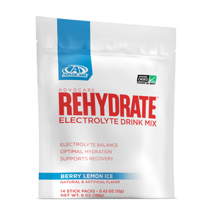 AdvoCare Rehydrate Stick Packs