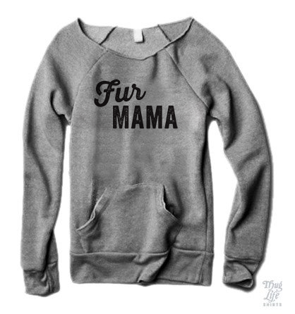 Fur Mama Sweater