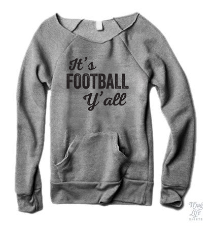 It's Football Y'all Sweater
