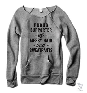 Proud Supporter Sweater