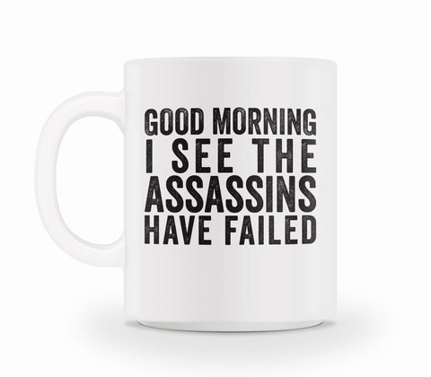 Assassins Mug