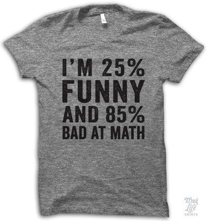 Bad At Math