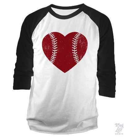 Show your love for America's favorite pastime with this shirt.
