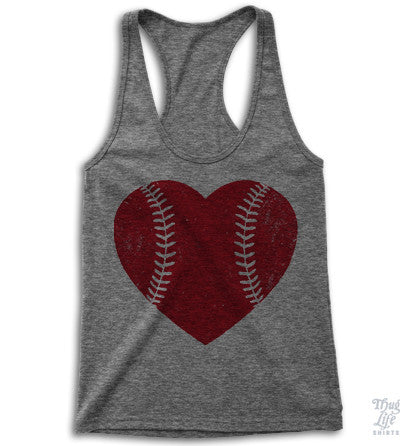 Baseball Love Racerback
