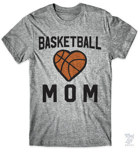 Proud Basketball Mom!