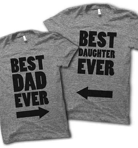 Best Dad And Daughter Shirts