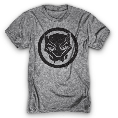 Black Panther Logo Shirt