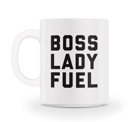Boss Lady Fuel Mug