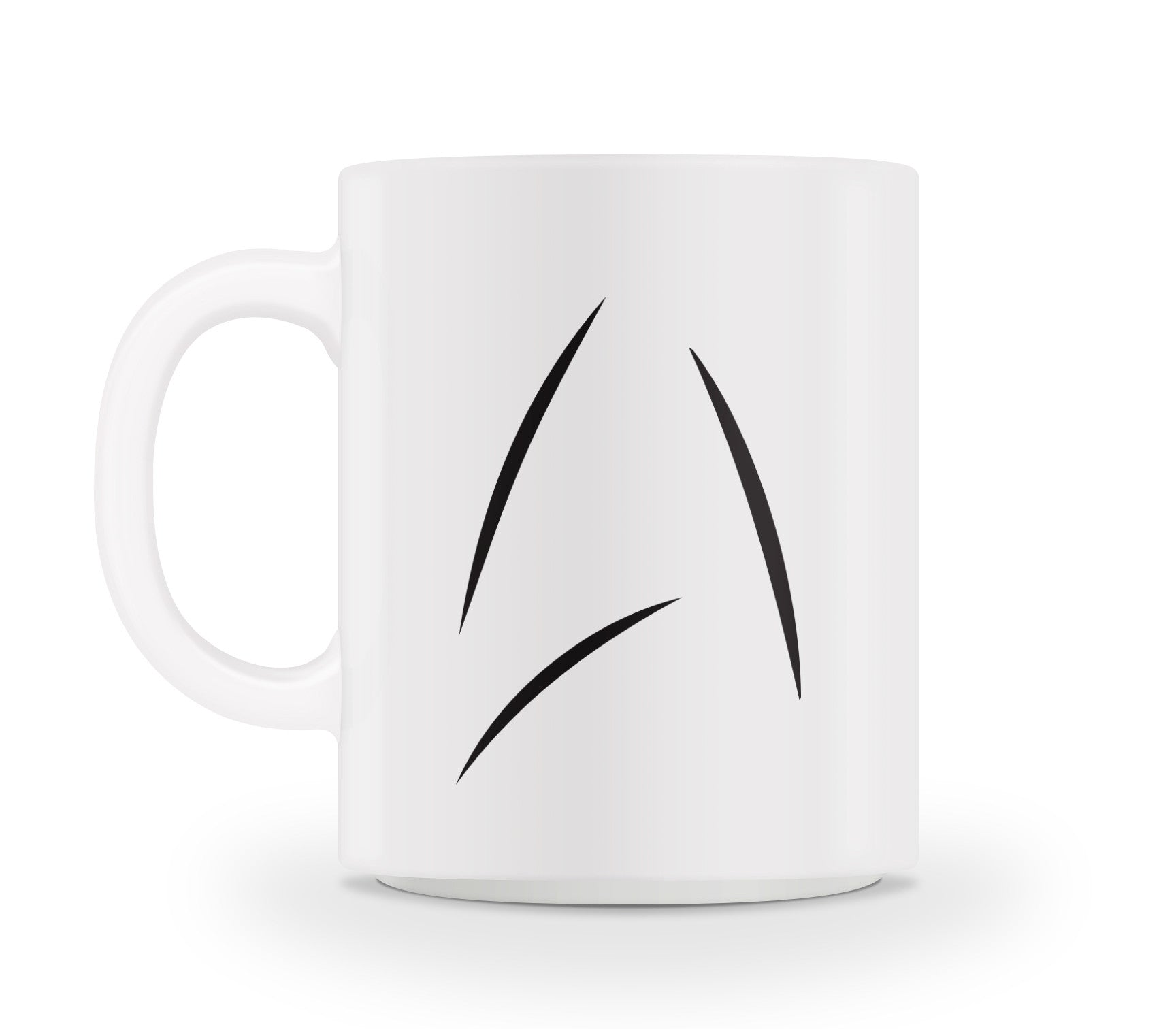 Get Captain Kirk's mug now!