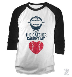 The catcher caught my heart, baseball forever!