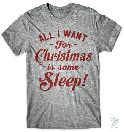 Christmas Sleep