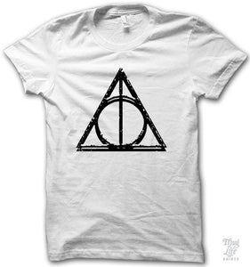 Deathly Hallows Symbol Shirt