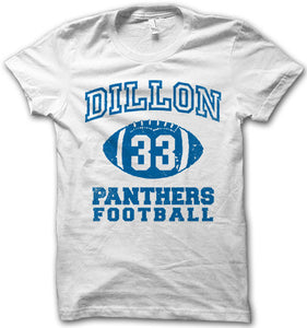 Dillon Panthers Football.