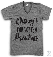 Disney's Forgotten Princess V Neck