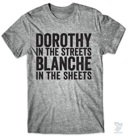 Dorothy In The Streets