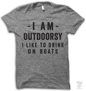 Drink On Boats