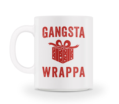Gangsta Wrappa Mug