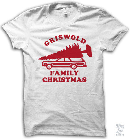 Griswold Family Christmas Shirt