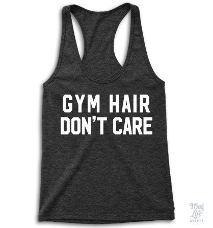 Gym Hair Racerback