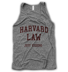 Harvard Law JK Tank