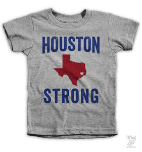 Houston Strong Kids Tees