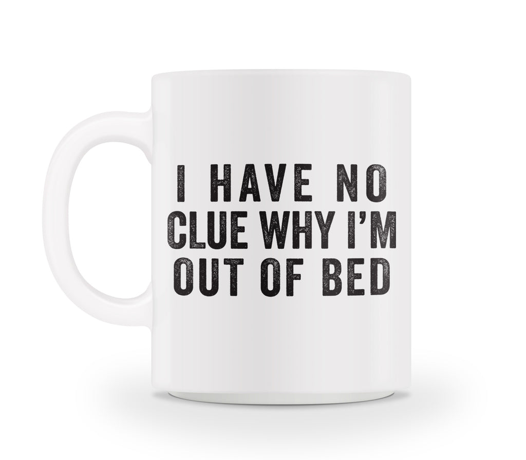 I Have No Clue Mug