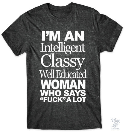 I'm An Intelligent Woman