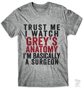 I Watch Grey's