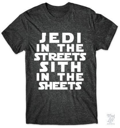 Jedi In The Sheets