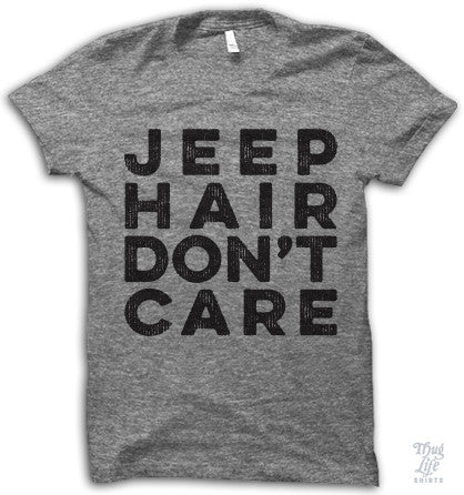 Jeep Hair Don't Care