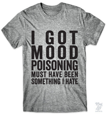 Mood Poisoning