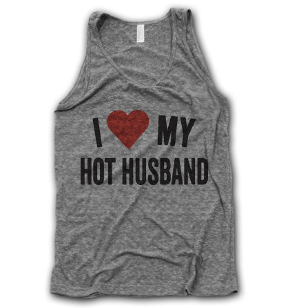 My Hot Husband Tank