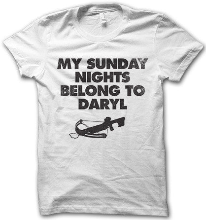 My Sunday Nights Belong To Daryl