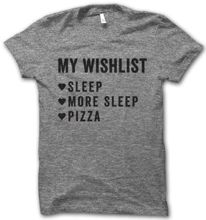 My Wishlist