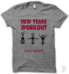New Years Workout