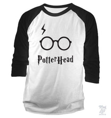 Potterhead Baseball Shirt