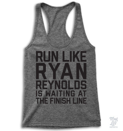 Run Like Ryan Racerback