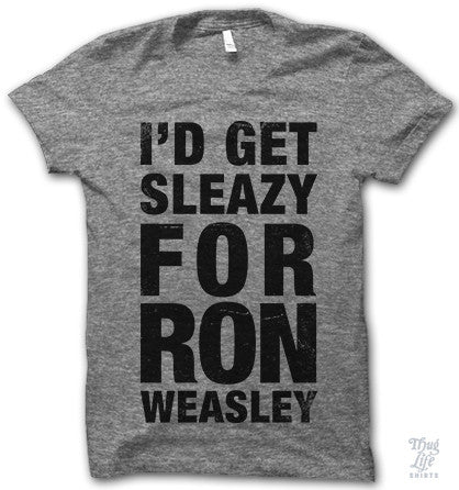 Sleazy For Ron Weasley