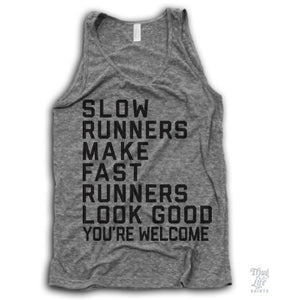Slow Runners Tank