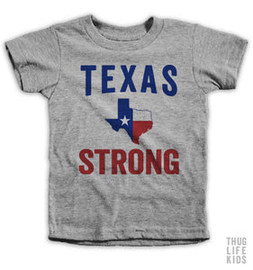 Flag Strong Kids Tees