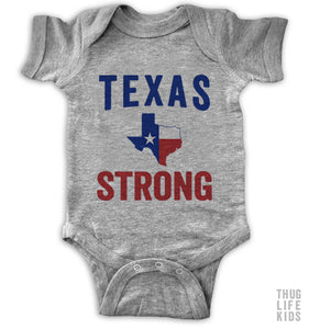 Flag Strong Onesie