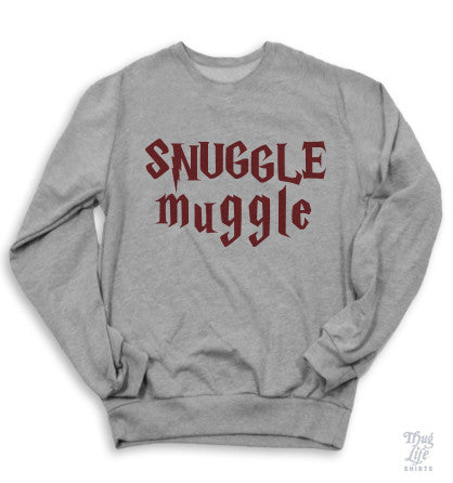 Snuggle Muggle Sweater