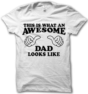 This Is What An Awesome Dad Looks Like