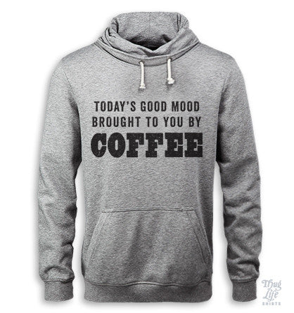 Todays Good Mood Hoodie