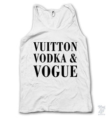 Vuitton Vodka And Vogue